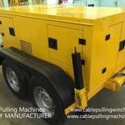 Cable Pulling Winches  Cable Pulling Machines- a benefit to all projects Cable Pulling Machines 107 180x180