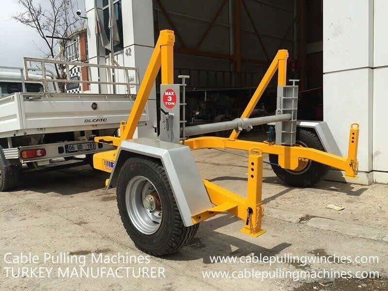 Cable Pulling Machines Cable Pulling Winches Cable Drum