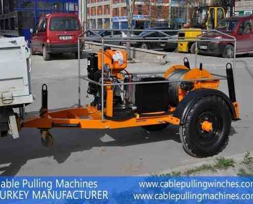 Cable Pulling Winhes 5 Tons cable pulling machines Cable Pulling Machines and Cable Drum Trailers Manufacturer! Cable Pulling Machines 111 1 495x400
