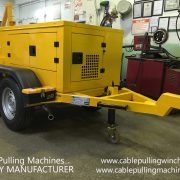 Cable Blowing Machines 10 Tons  Pulling a cable efficiently with cable pulling winches Cable Pulling Machines 106 180x180