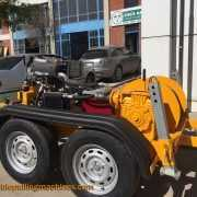Cable Pulling Machines 7 Tons cable drum trailer Cable Drum Trailer Manufacturer! Cable Pulling Machines 1110 180x180