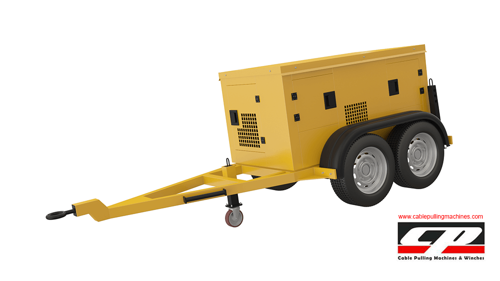 Hydraulic Cable Pulling Machine : Hydraulic cable pulling machine prices