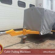 cable pulling winch manufacturer cable drum trailer Cable Drum Trailer Manufacturer! Cable Drum Pulling Winches Machines 180x180