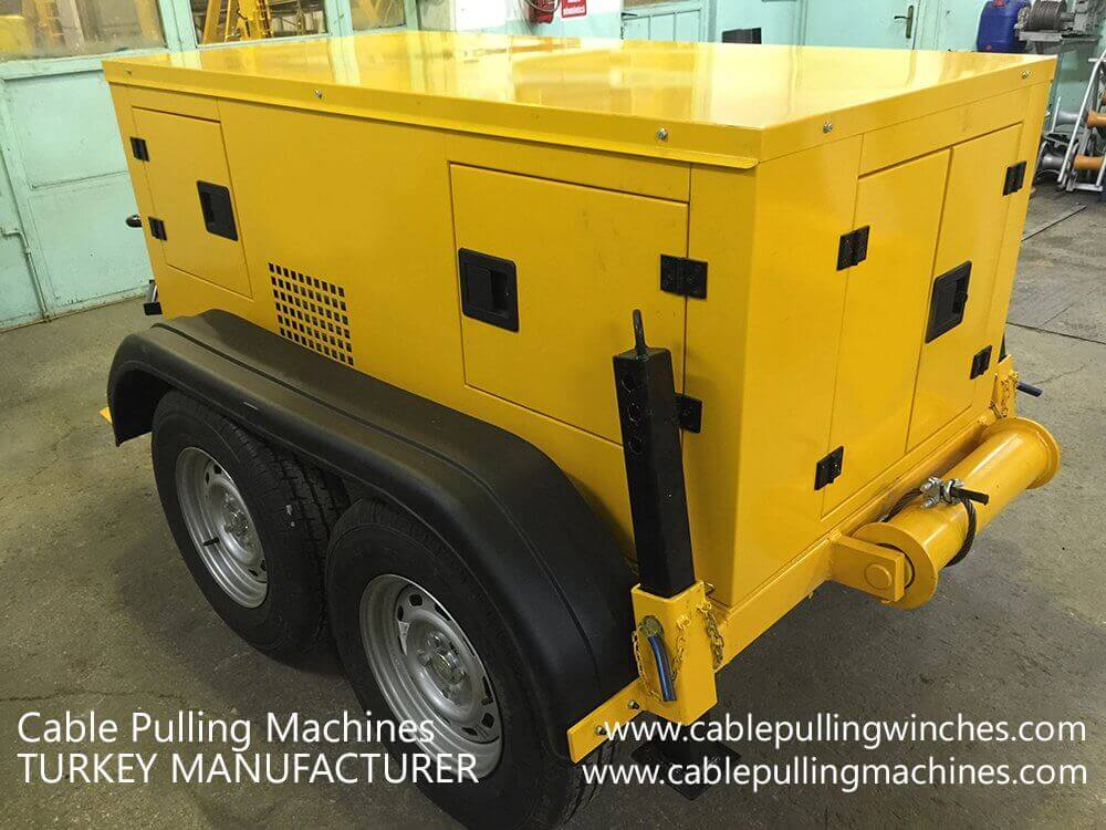Hydraulic cable pulling winches hydraulic cable pulling winches Hydraulic cable pulling winches for all sizes and all applications Cable Pulling Machines 107