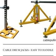 Cable Drum Jacks cable drum jacks Cable drum jacks- easy to handle Cable Drum Jacks 180x180