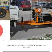 Cable Pulling Machines cable pulling machines Cable Pulling Machines – Get To Know About Pulling Machines Cable Pulling Machines 1 180x180