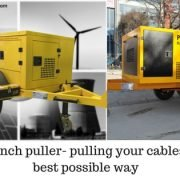 Cable Pulling Machines cable winch Cable winch puller- pulling your cables in the best possible way Cable Pulling Machines 180x180