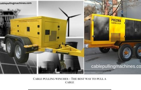Cable Pulling Winches cable pulling winches Cable Pulling Winches – a few information that you did not know before Cable Pulling Winches 495x315 cable pulling machines Cable Pulling Machines and Cable Drum Trailers Manufacturer! Cable Pulling Winches 495x315