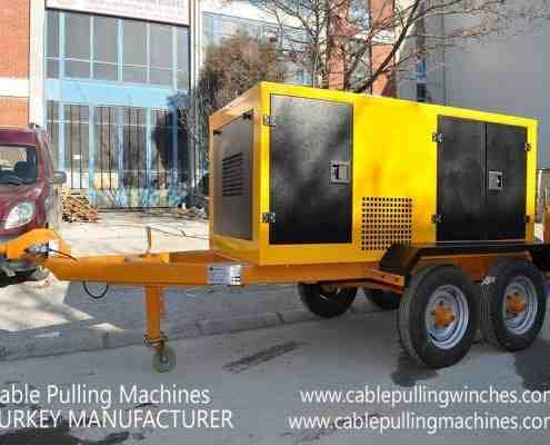 Cable Pulling Machines 12 Tons cable pulling machines Cable Pulling Machines and Cable Drum Trailers Manufacturer! Cable Pulling Machines 110 1 495x400