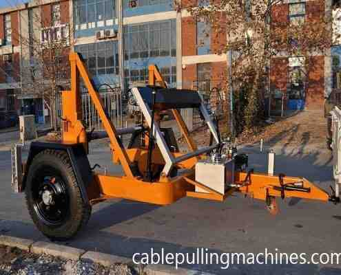 Full Hydraulic Cable Drum Trailers Manufacturer cable pulling machines Cable Pulling Machines and Cable Drum Trailers Manufacturer! Full Hydraulic Cable Drum Trailers Manufacturer 04 495x400