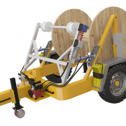 cable laying products Cable laying products – Its preparation and equipment's used for it 4 Tons Full Hydraulic Drum Trailers 3 180x180