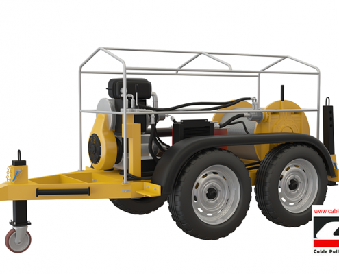 pipe rollers Pipe Rollers Hydraulic Cable Puller 1 495x400 cable pulling machines Cable Pulling Machines and Cable Drum Trailers Manufacturer! Hydraulic Cable Puller 1 495x400