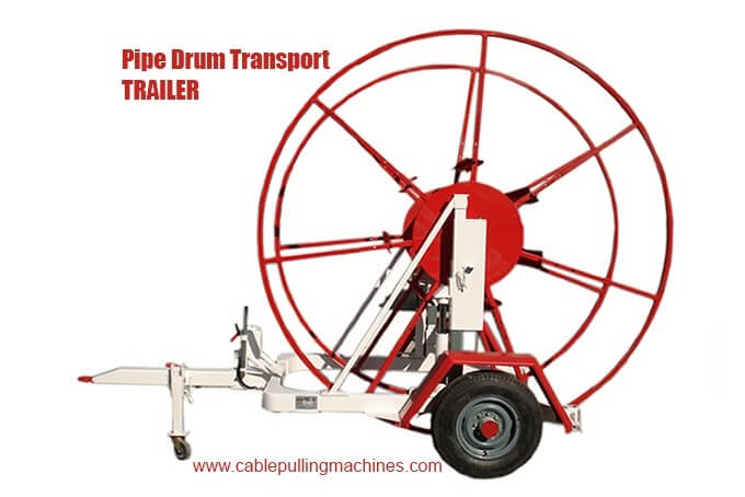 Pipe rollers pipe rollers Facts that you need to consider while using pipe rollers Pipe Drum Transport Trailers
