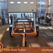 cable drum trailer manufacturers prices cable drum trailer What Is a Cable Drum Trailer? Cable Drum Trailer Manufacturers Prices 180x180