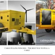 Cable Pulling Winches cable pulling winches Cable Pulling Winches – a few information that you did not know before Cable Pulling Winches 180x180