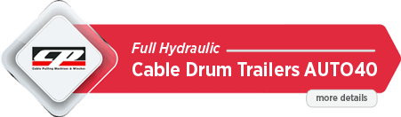 cable pulling machines Cable Pulling Machines and Cable Drum Trailers Manufacturer! AUTO40
